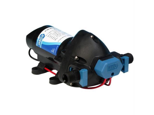 Jabsco Parmax 1.9Gpm Automatic Water Pressure Pump 25 Psi
