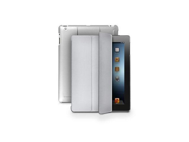 Microshell Folio New iPad Slvr