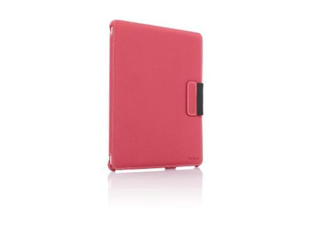 Targus Vuscape Case and Stand for iPad 3 and iPad 4th Generation, Calypso Pink (THZ15703US)