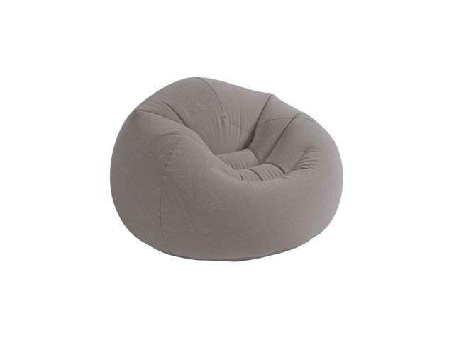 INTEX Inflatable Beanless Bag Chair - Corduroy Texture Flocking | 68579EP