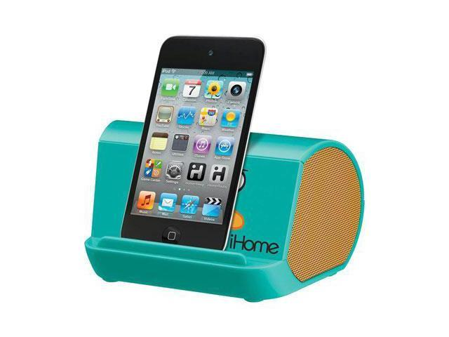 iHome DF-M9 Speaker System - iPod Supported