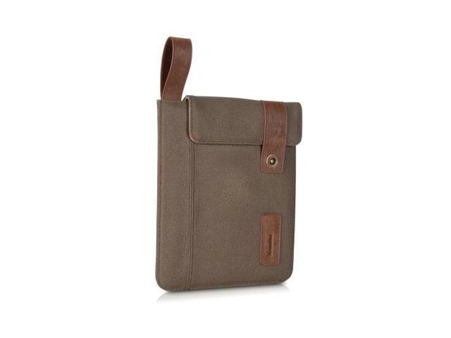 Memorex 02667 Vintage Sleeve for iPad Brown
