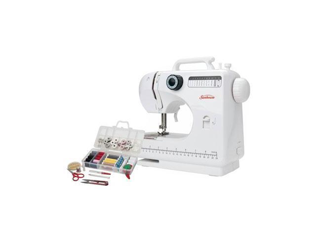 Sunbeam SB1818 Compact Sewing Machine and Sewing Kit