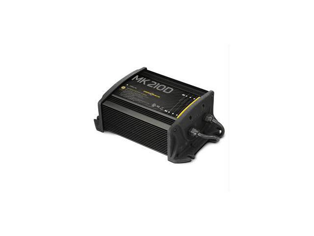 Minn Kota MK-210D Digital Linear Charger 2 Bank 5 Amp