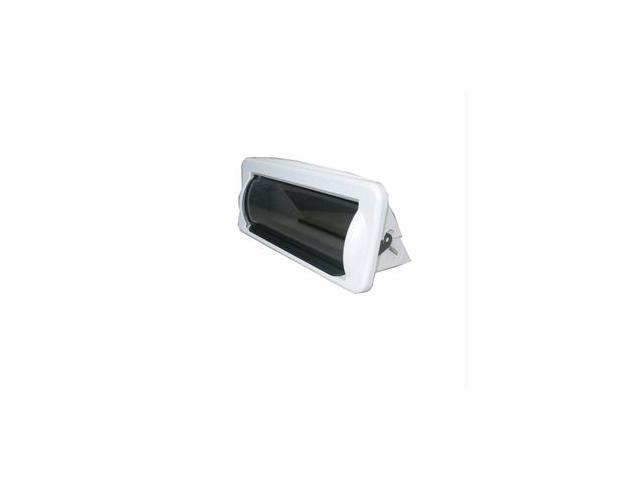 JENSEN AUDIO - White Radio Housing Weatherproof