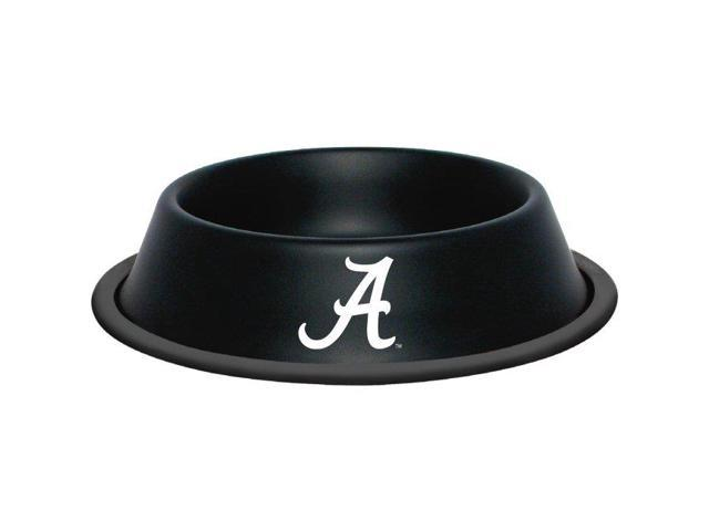Alabama Crimson Tide Stainless Dog Bowl