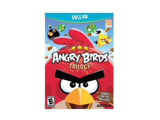 Angry Birds Trilogy  WiiU