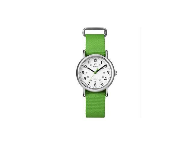 Timex Weekender Slip Through Mid Size - Green