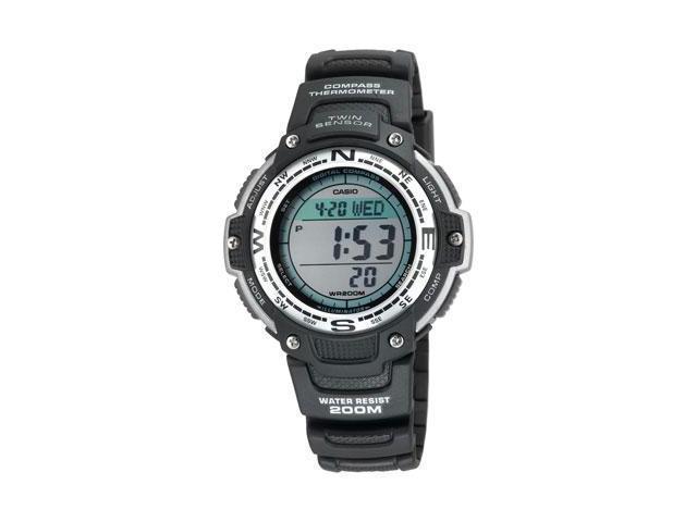 Casio Men's Digital Compass Sports Gear Watch #SGW-100-1VCF
