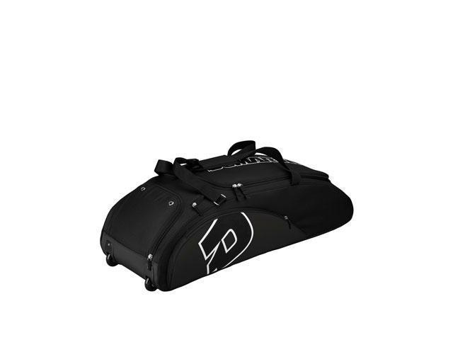 Demarini Vendetta Wheel Bag BK