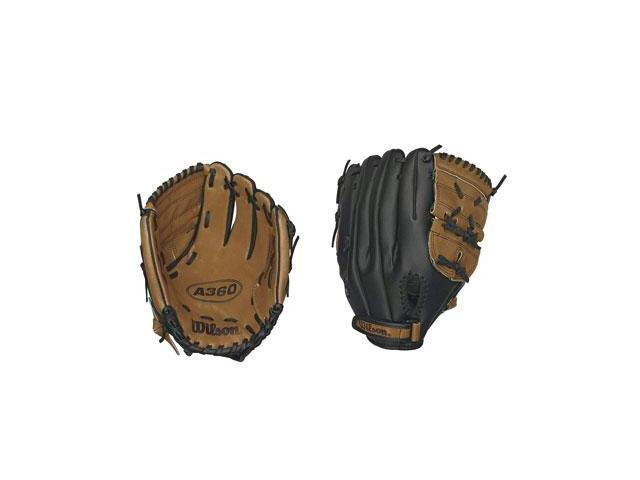 """Wilson WTA0360BB11 A0360 Gaming Gloves, 11"""" youth"""