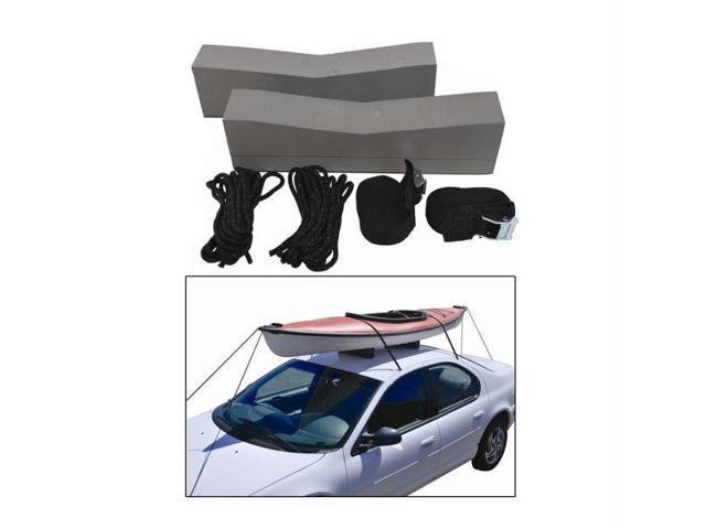 ATTWOOD MARINE 11438-7 Car-Top Universal Kayak Carrier Kit