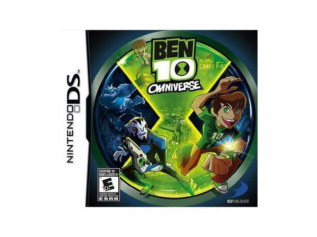 Ben 10 Omniverse DS