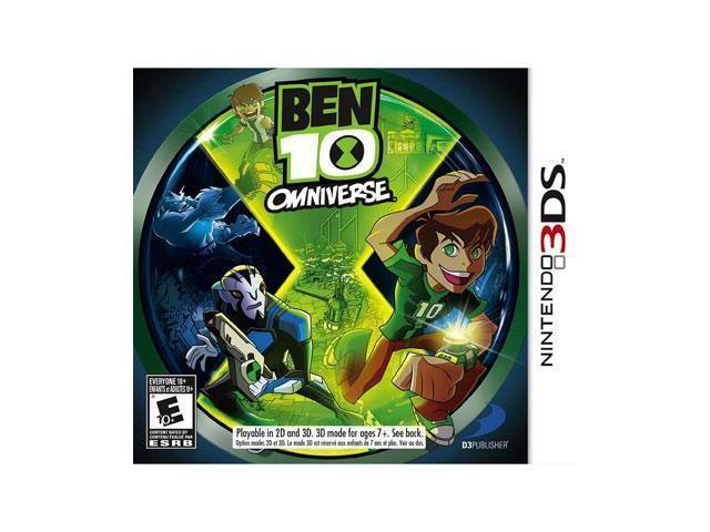 Ben 10 Omniverse 3DS
