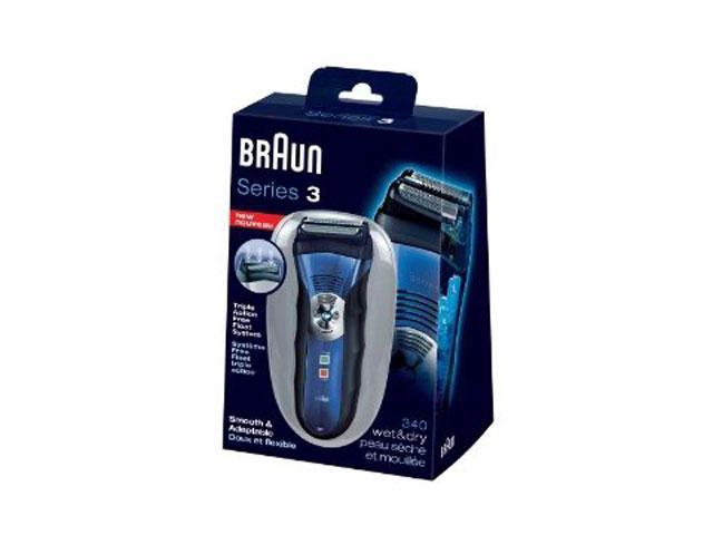 Braun Series 3 340 Wet Dry