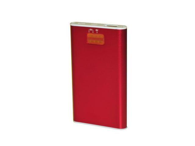 3600 mAh Charger Red