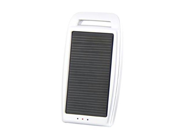 Solar Charger 1250 mAh White
