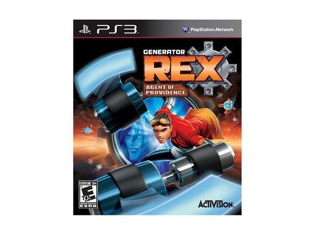 Generator Rex Providence PS3