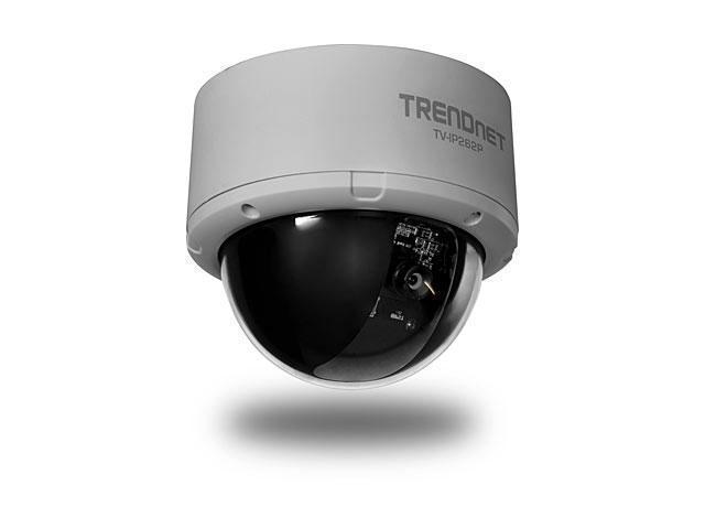MegaPixel PoE Dome IP Camera