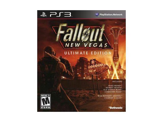 Fallout New Vegas UE PS3