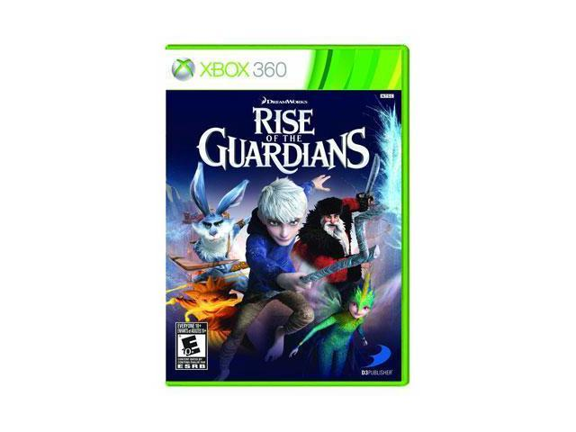 Rise of the Guardians X360