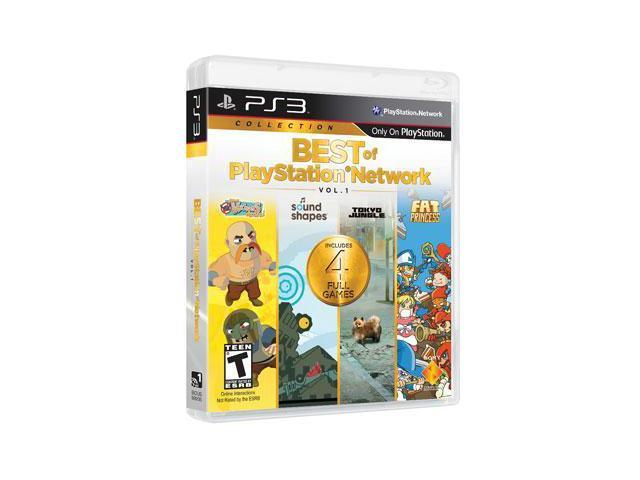 Sony Best of PlayStation Network, Vol. 1 - Action/Adventure Game - Blu-ray Disc - PlayStation 3