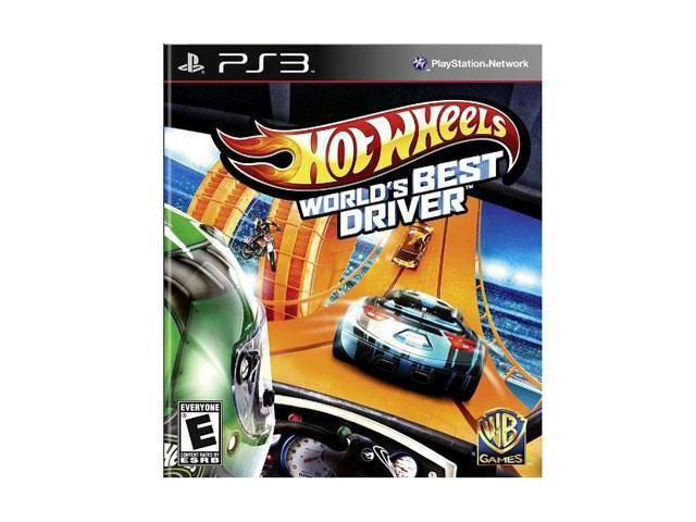 Hot Wheels Best Driver PS3
