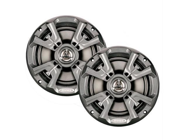 JENSEN AUDIO - High Performance Coaxial Speaker - Silver