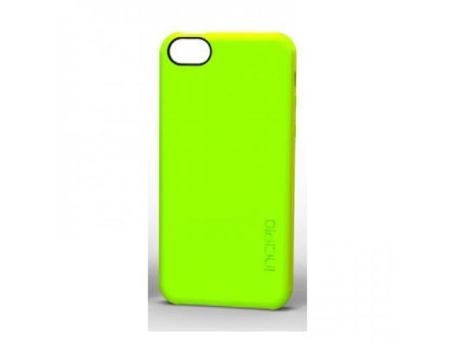 Feather for iPhone 5c - Lime