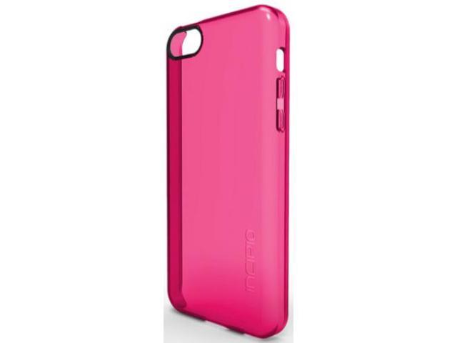 Feather Clear for iPhone 5c - Clear Pink