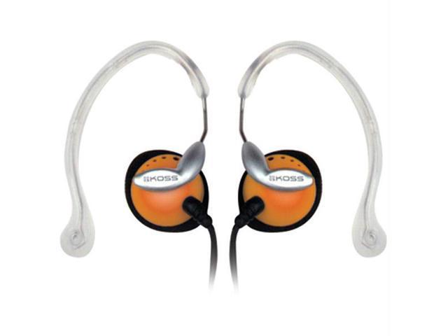 KOSS CLIPPER ORANGE Clipper Lightweight Clip-On Stereophones