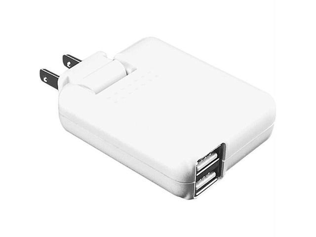 Antec UA2-10 White Portable 2-Port USB Charger