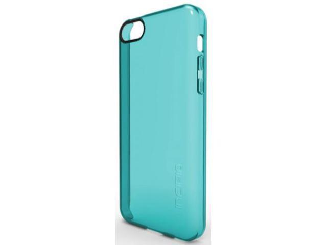 Feather Clear for iPhone 5c - Clear Turquoise