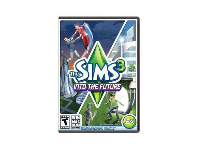 Sims 3 Into the Future  PC