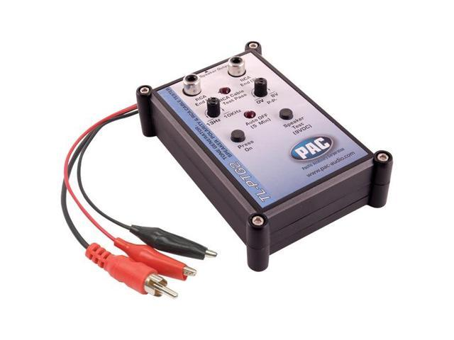 PAC TL-PTG2 Tone Generator, Speaker Polarity & RCA Cable Tester