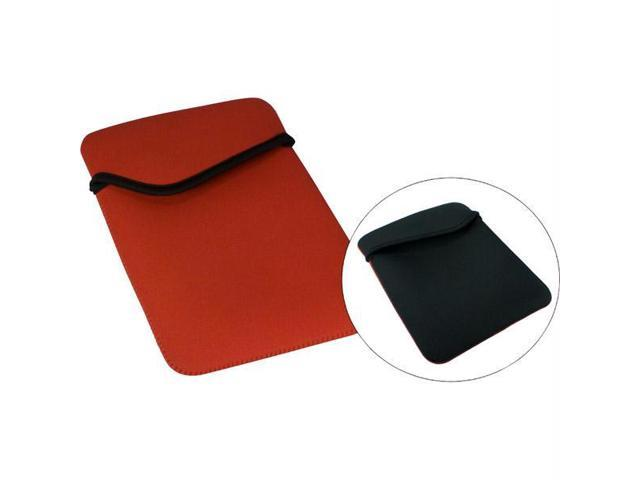 Red/Black Reversible Nylon Sleeve for iPad?