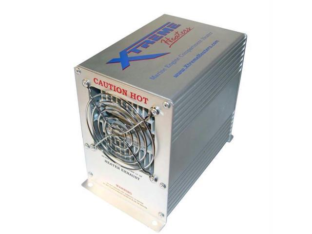 Xtreme Heaters 600 Watt Engine Compartment Heater 675 Cu Feet