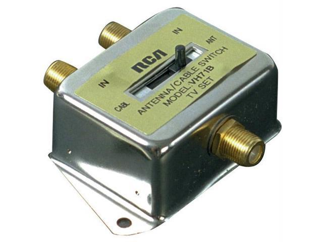 2-Way Coaxial Cable Switch