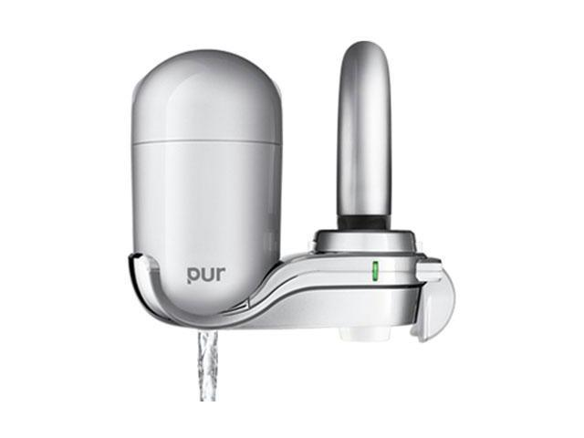 PUR FM-4100 Vertical Faucet Water Filter - 3 - Silver