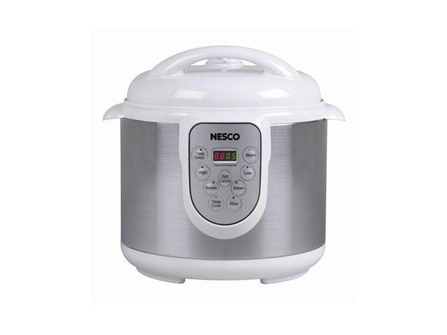 Nesco Cook Ware - 1.50 gal Pressure Cooker - Pressure Cooker