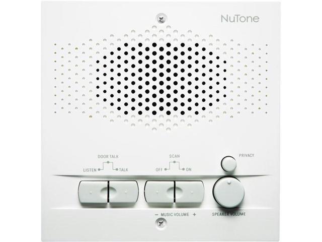 NUTONE INSIDE ROOM WHT SPEAKER
