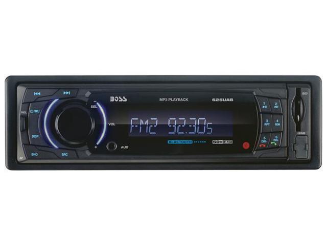 Boss Audio 625UAB Digital Media Receiver w/ Bluetooth