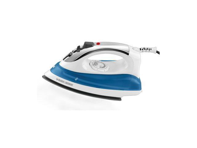 Applica IR0175W B&d chrome plated iron white