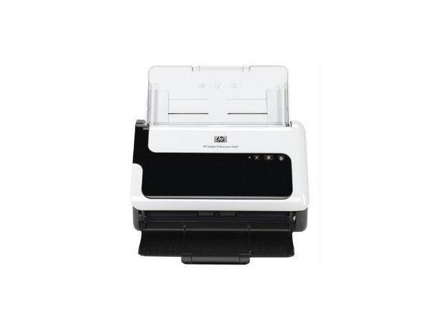 Hewlett Packard Hp Scanjet Professional 3000 S2 Sheet-feed Scanner