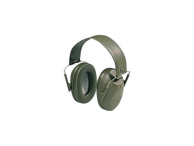 3M/Peltor Bullseye ShotGunner Earmuff, OD Green , NRR 21, Folding 97012