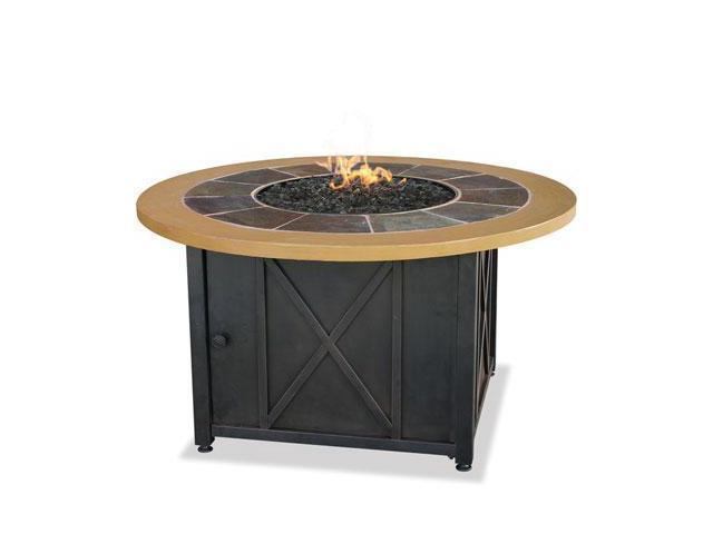 UniFlame GAD1362SP Gas Fireplace - Outdoor - 879.21 W