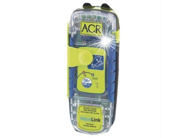 ACR 2882 Personal Locator Beacon Engineered Polycarbonate Blend