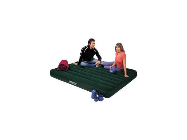 INTEX CAMP AIRBED TWIN