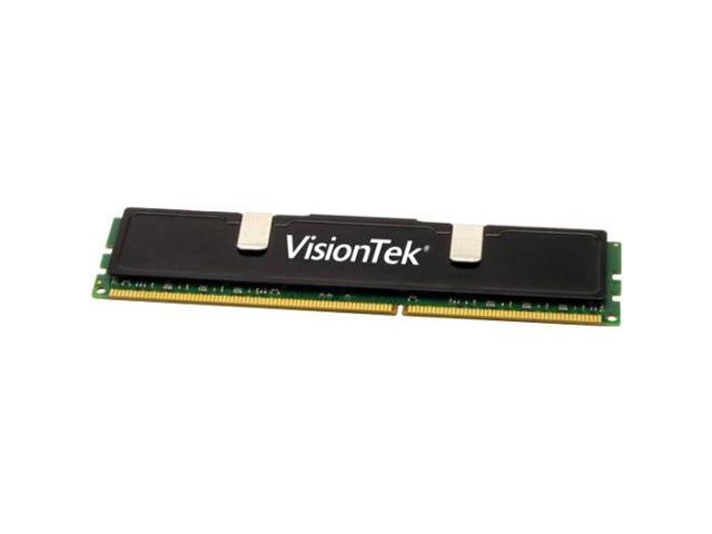 Visiontek 900384 2gb ddr3 pc3-10600 cl9 1333 lp