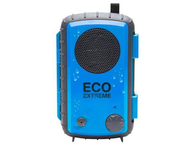 Grace Digital ECOXGEAR Eco Extreme GDI-AQCSE102 Rugged Waterproof Case with Built-in Speaker for Smartphones (Blue) - Grace Digital ECOXGEAR Eco Extreme GDI-AQCSE102 Rugged Waterproof Case with Built-